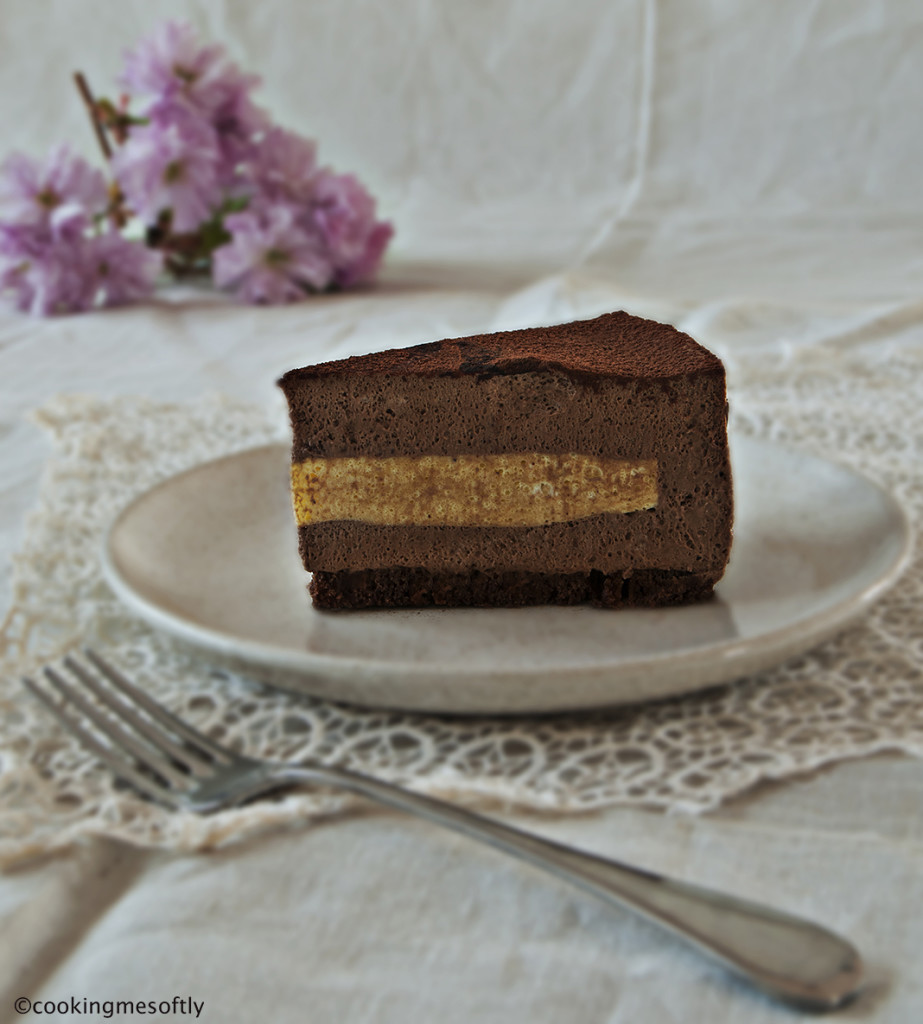 fetta torta moderna