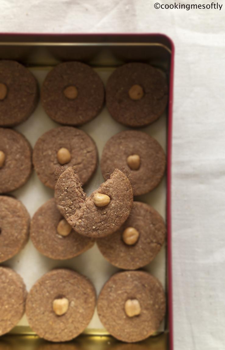 hazelnuts cookies 1