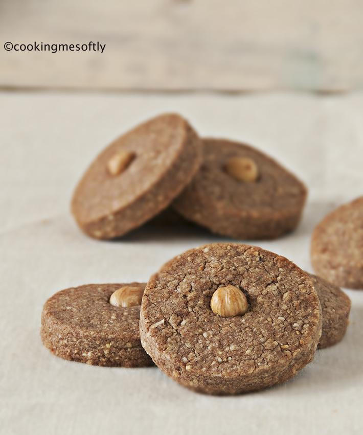 hazelnuts cookies 3