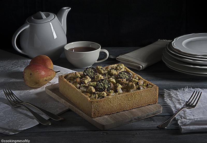 crostata-di-pistacchi-pere-e-cioccolato-2