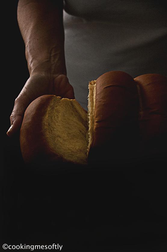 Pane al latte di Hokkaido 3