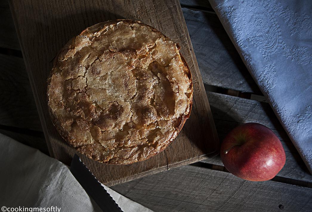 torta di mele croccante 2