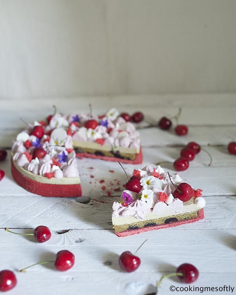 Cherry tart 5