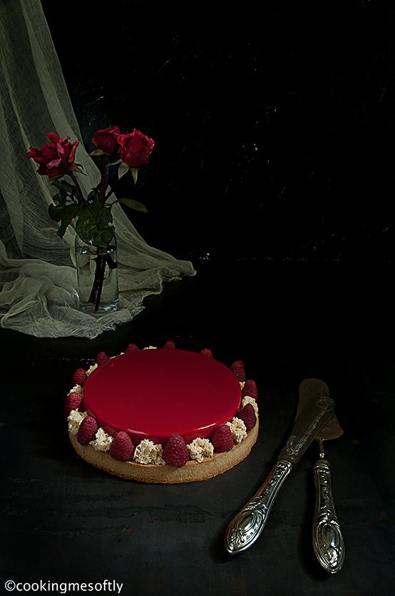 Crostata red passion 2