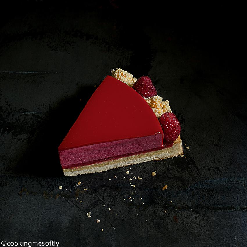 Crostata red passion 3
