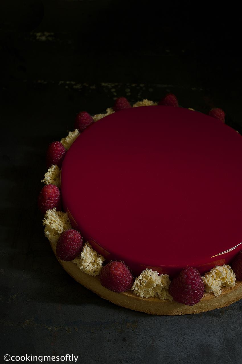 Crostata red passion 4