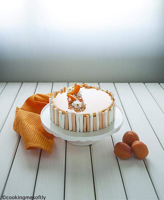 Sweet apricot 1