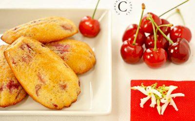 Madeleines alle ciliegie