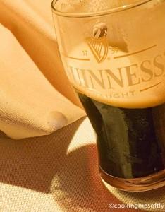 Budino di cioccolato alla Guinness