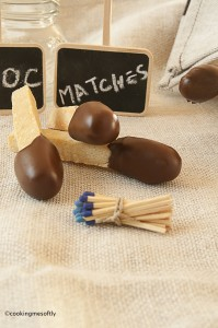 Chocolate matches