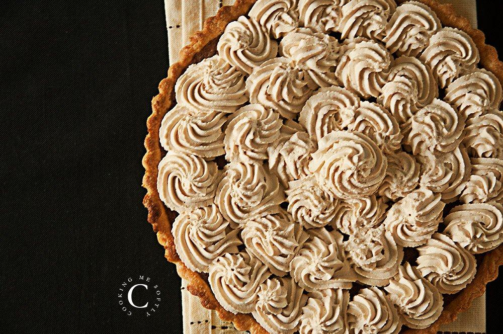 crostata mockaccino