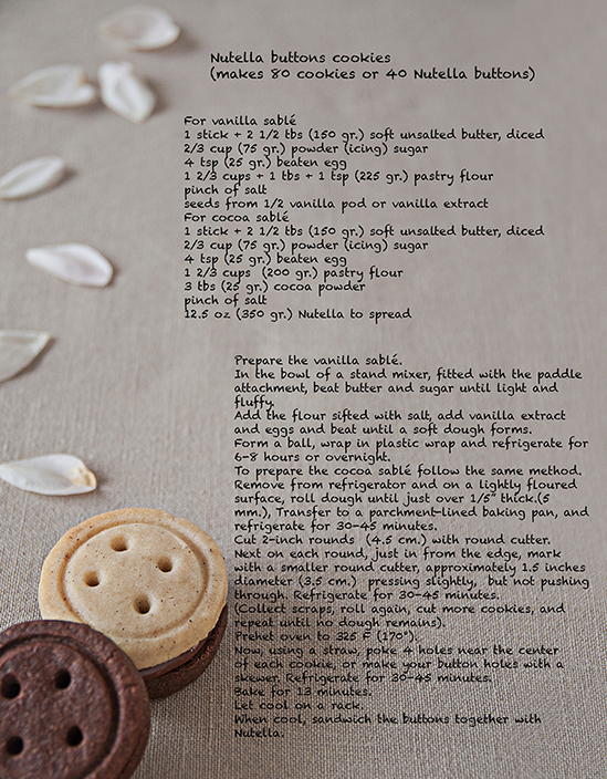 Buttons recipe web