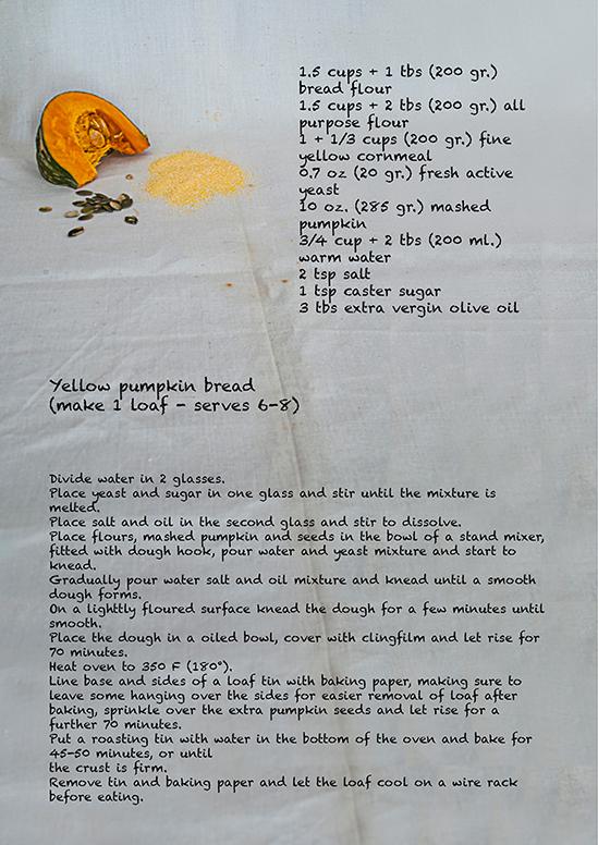 Recipe web