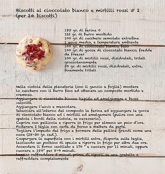 Ricetta biscotti