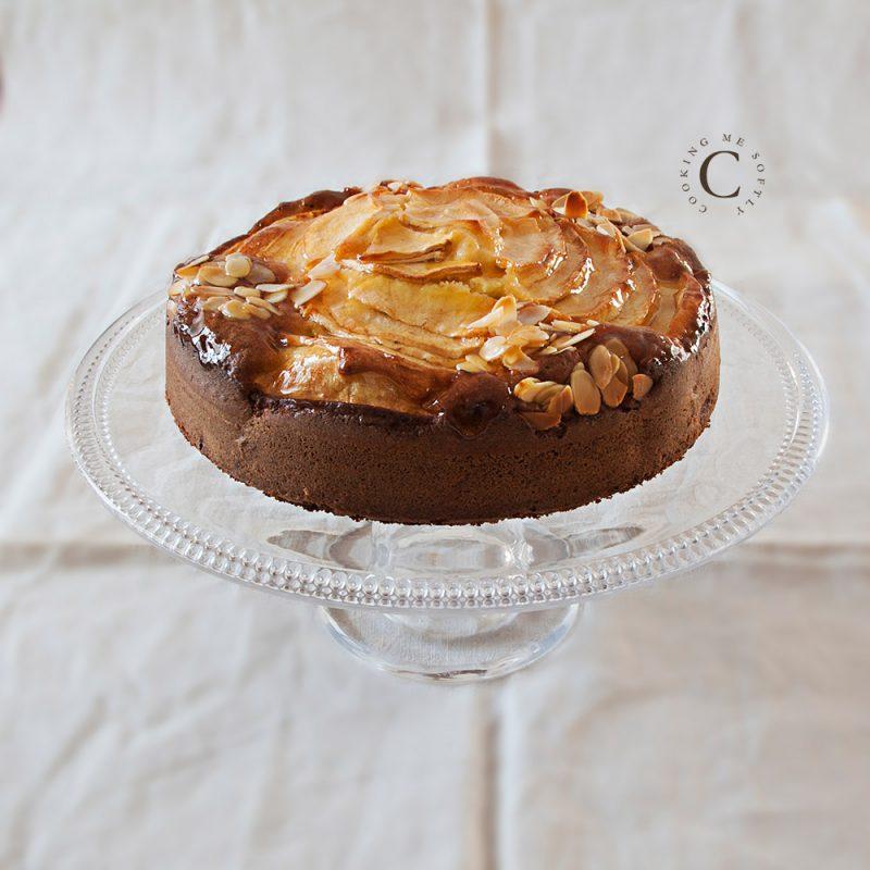 apples cake
