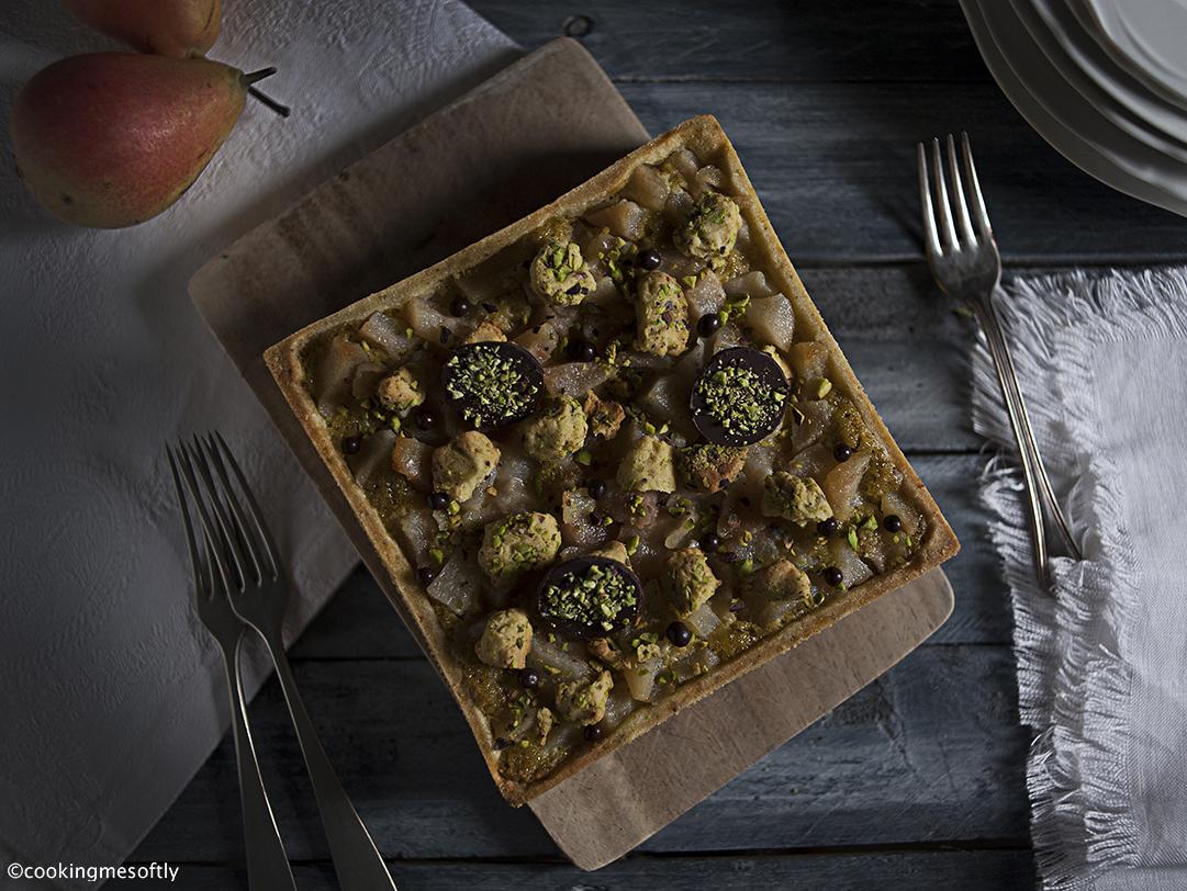 crostata-di-pistacchi-pere-e-cioccolato-4