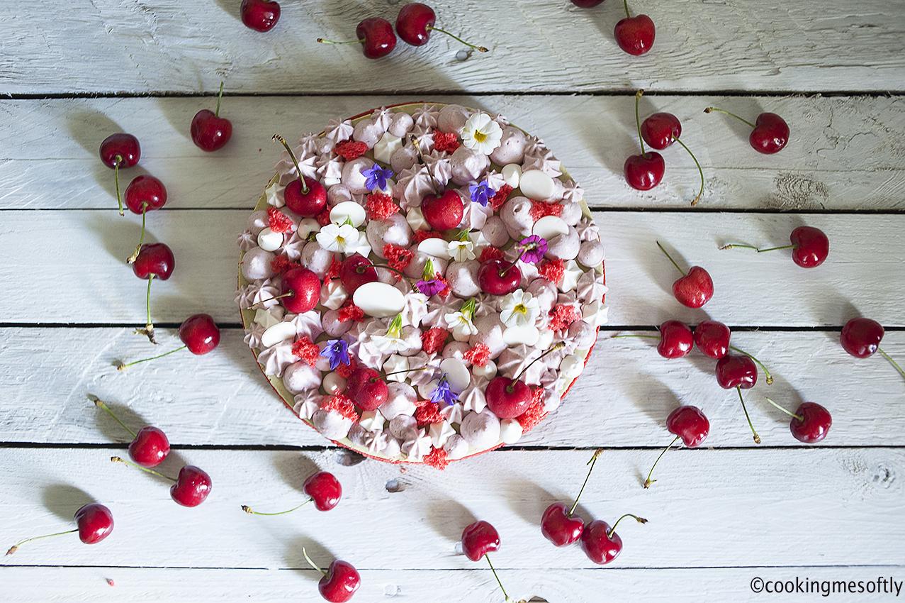Cherry tart 1