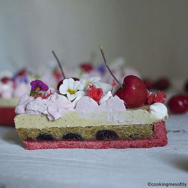 Cherry tart 4