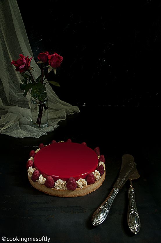 Crostata red passion 2
