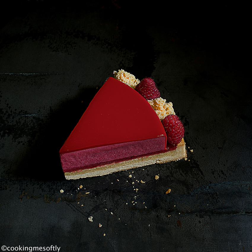 Crostata red passion 3