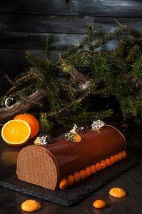 Bûche-torrone,-cioccolato-e-arancia-2