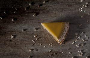 crostata passione e vaniglia