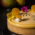 Crostata mango e limone