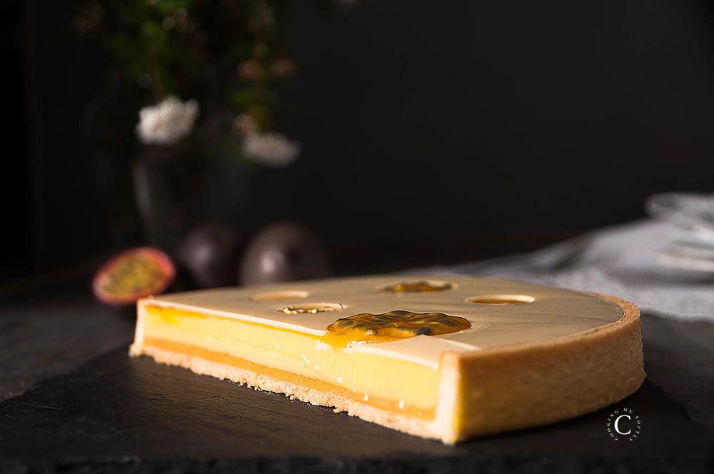 crostata Passione e Caramello