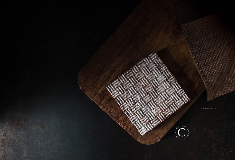 crostata sabl<è breton con confettura di fragole