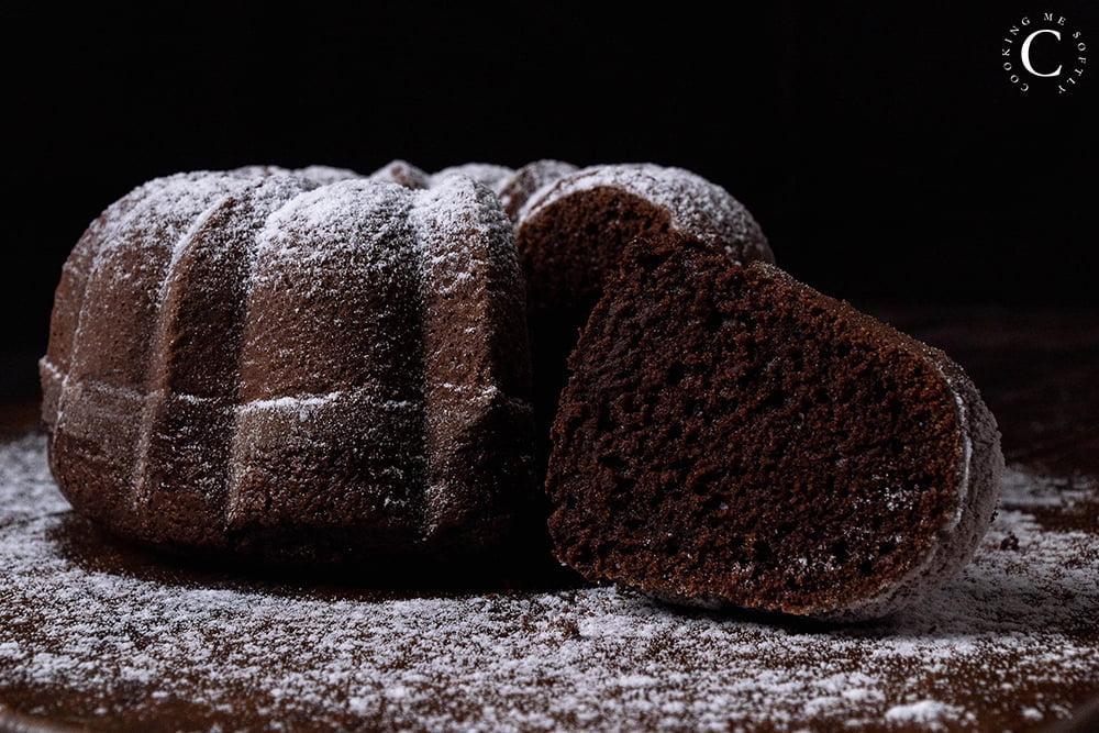 ciambella al cacao